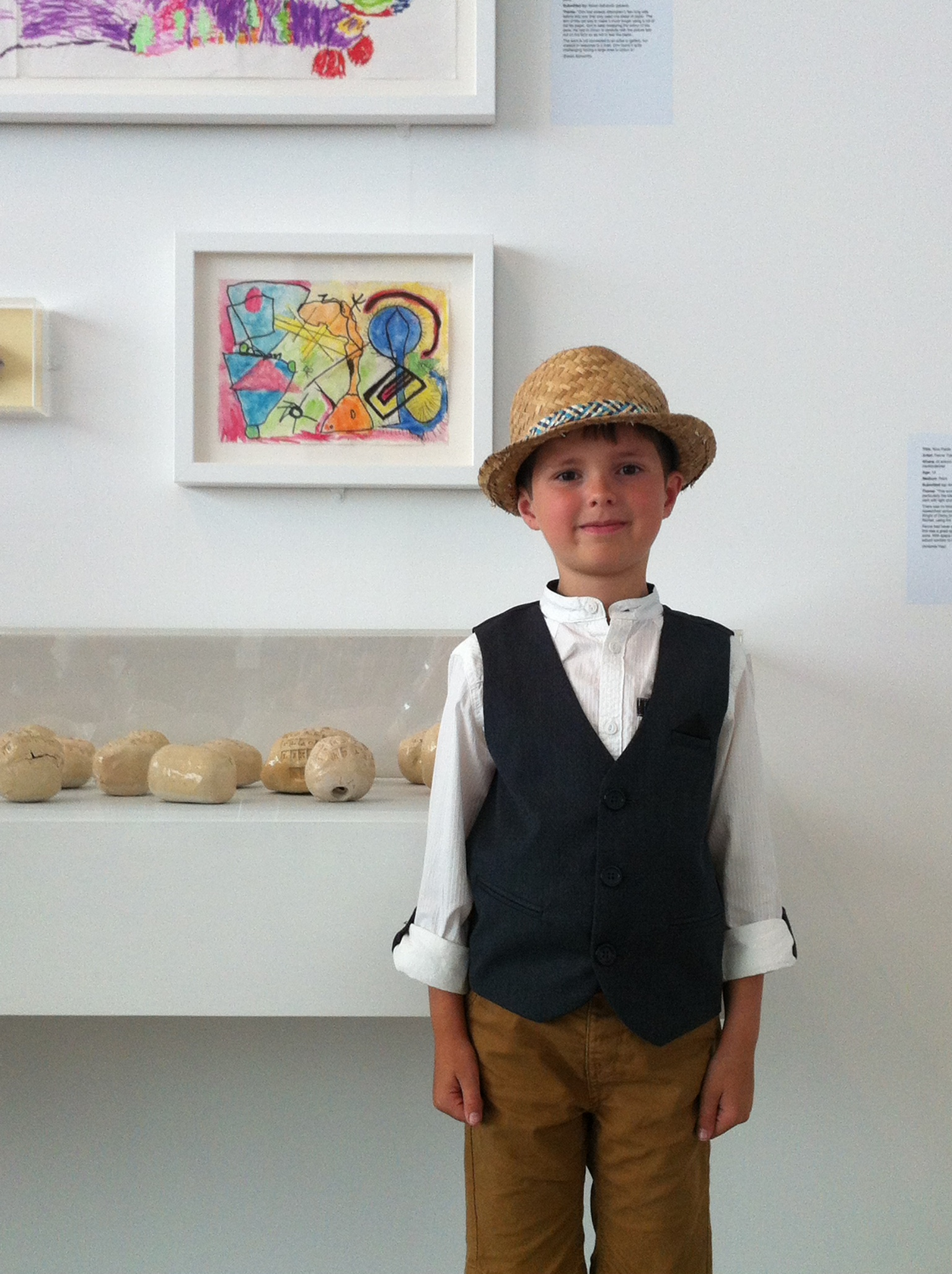 Generation ART exhibitor Conner Brett