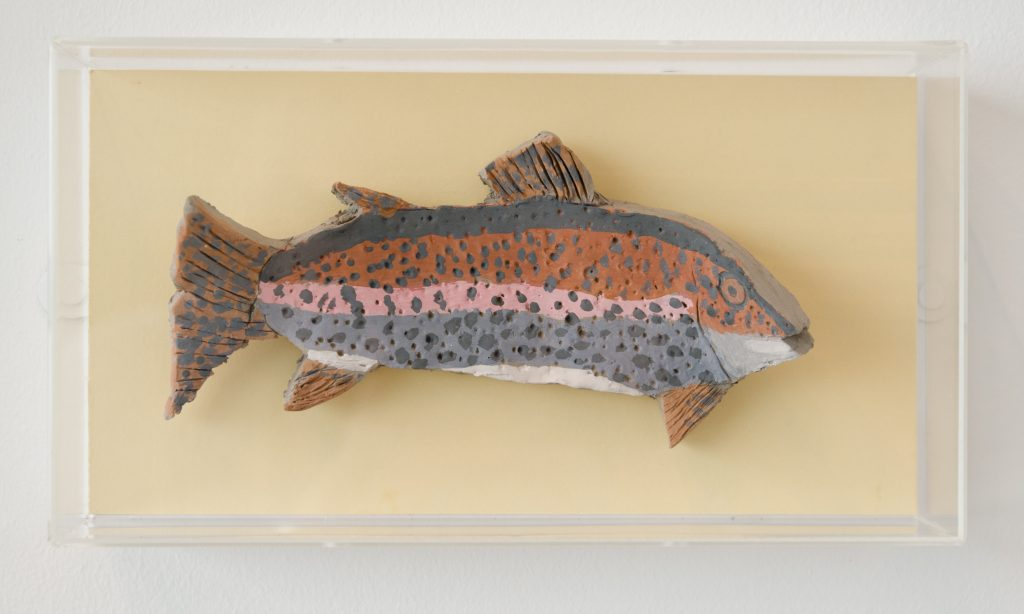 Fish by Lacey Wagstaffe