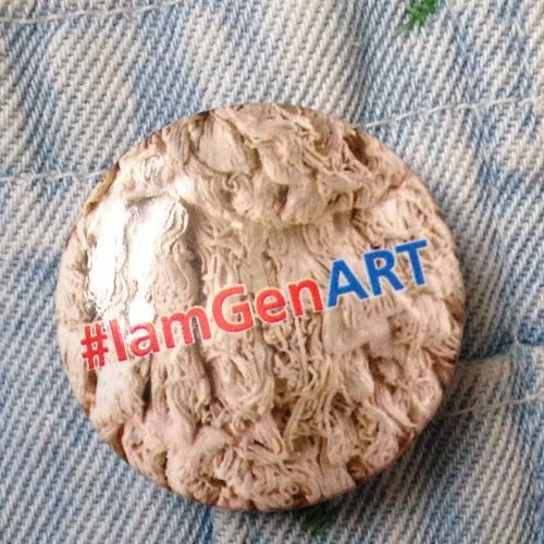 #IamGenART badge